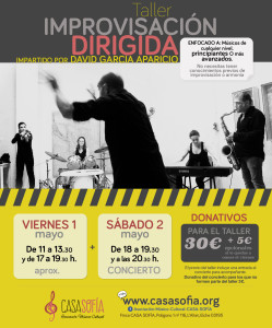 improvisacion avanzada David Garcia Aparicio