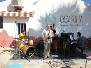 Pierre León New Quartet Casa Sofia 4