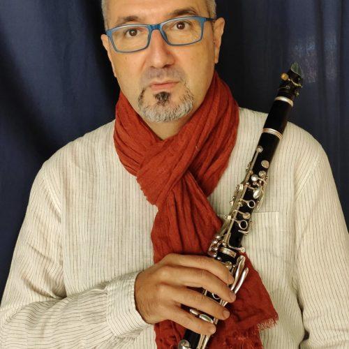 profesor de clarinete elche alicante casa sofia altet benito claramonte